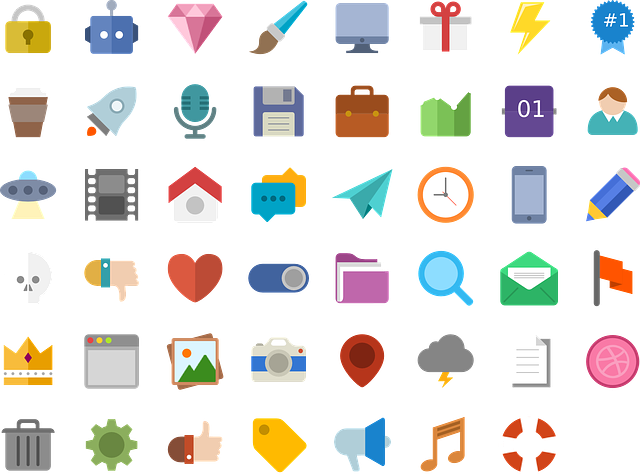 these icons